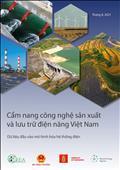 Công bố Cẩm nang Công nghệ sản xuất và lưu trữ điện năng Việt Nam 2021