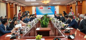 Khóa họp lần thứ hai Ủy ban liên chính phủ về hợp tác kinh tế giữa Việt Nam và Slovenia